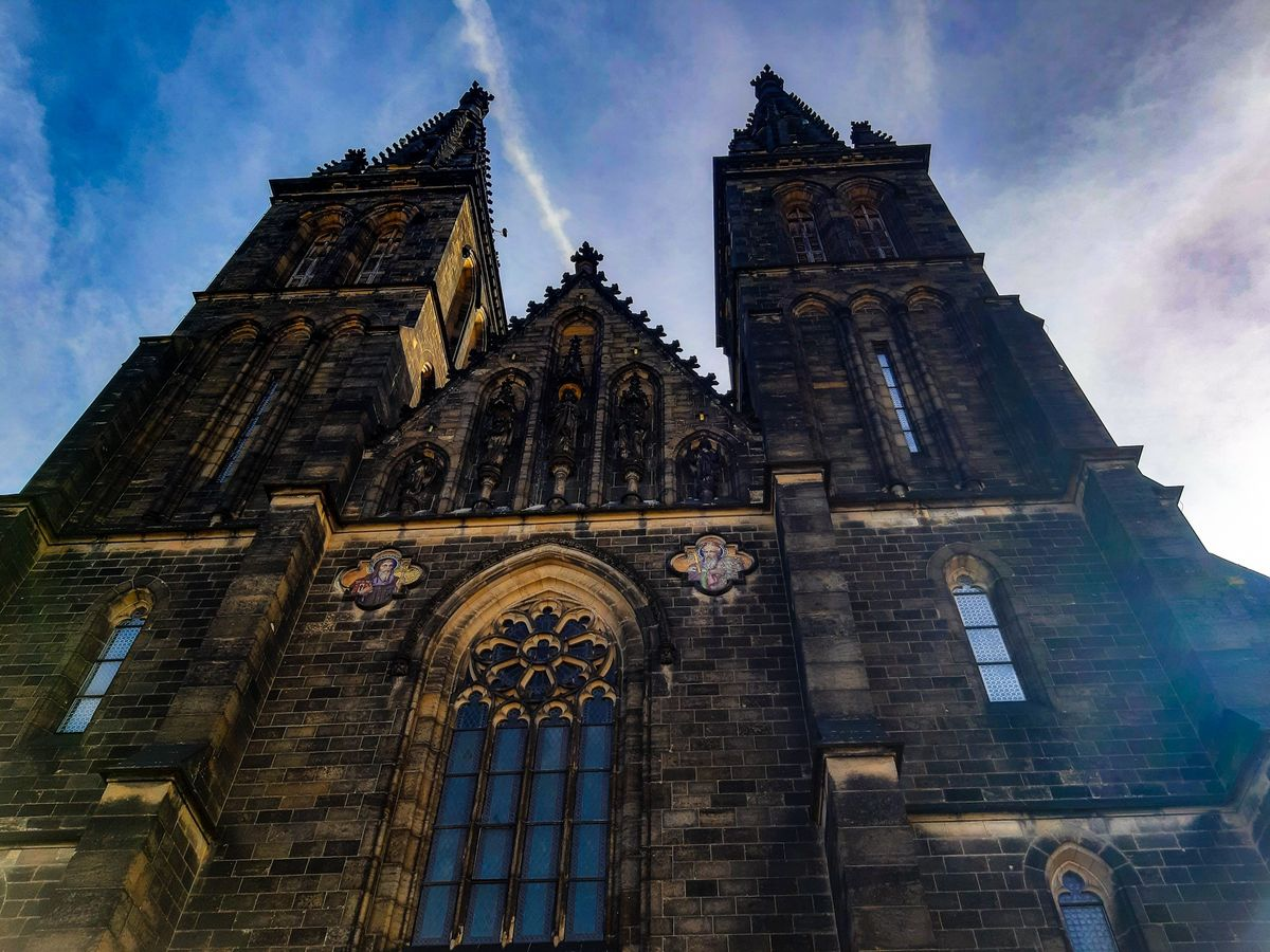 Собор Петра и Павла в Праге