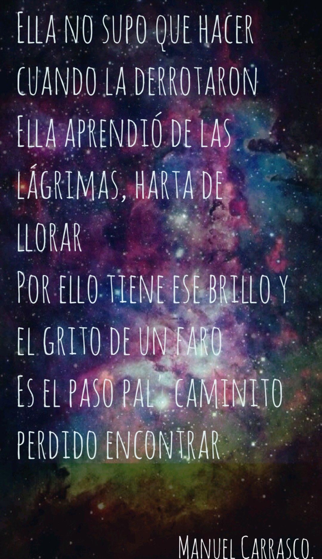 Frases Manuel Carrasco Que Bonito Es Querer Frases De