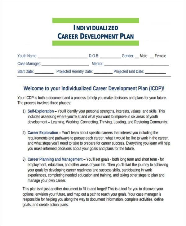 Nice Pdp Template Ensign - Examples Professional Resume - ukranet - pdp plan example