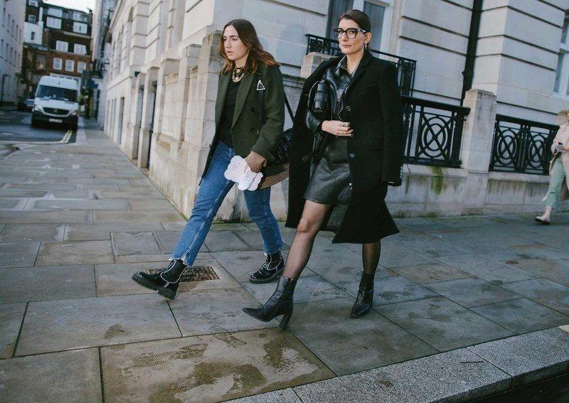 Best London Fashion Week Street Style: