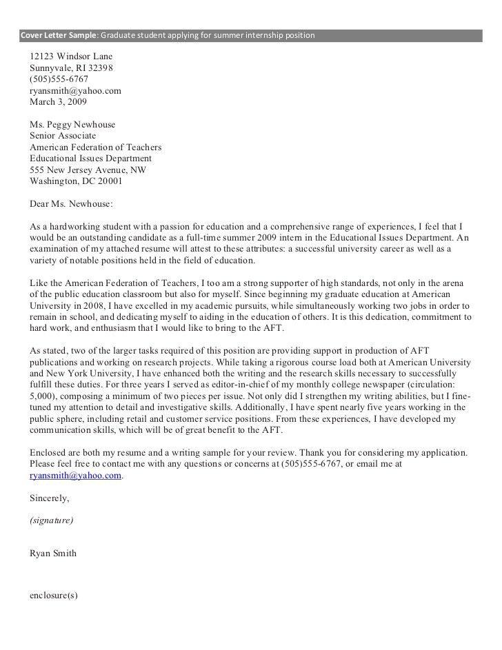 Cover Letter Pr Economist Cover Letters Public Relations - internship cover letters