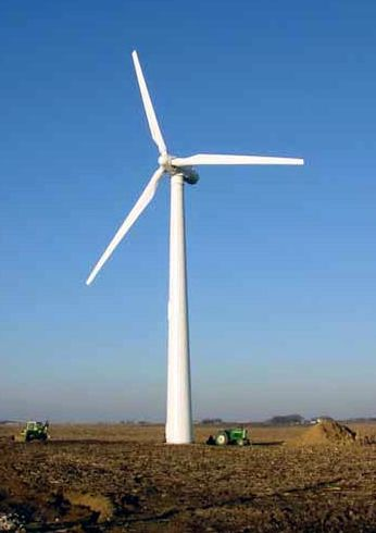 GERMAN STUDY - Wind turbines make waves: Why some residents near wind turbines become ill.