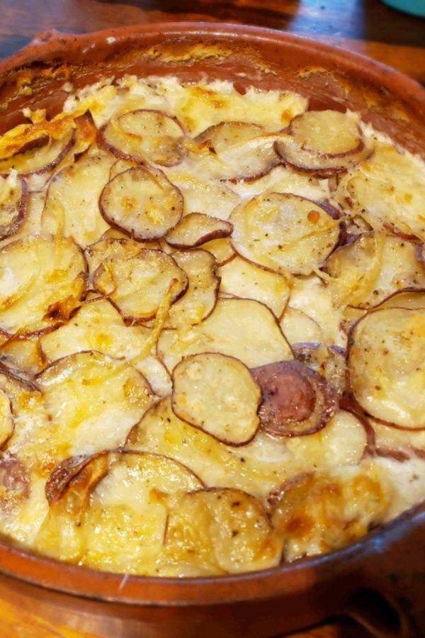Mom's Scalloped Potatoes Recipe