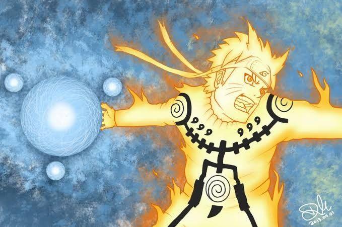 Top 10 Strongest Jutsu Of Naruto Uzumaki - TheAnimeScrolls
