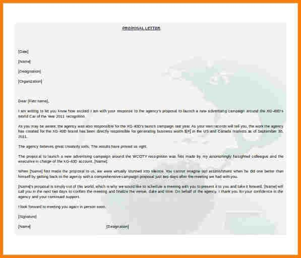Microsoft Word Business Proposal Template Business Proposal - proposal template in word