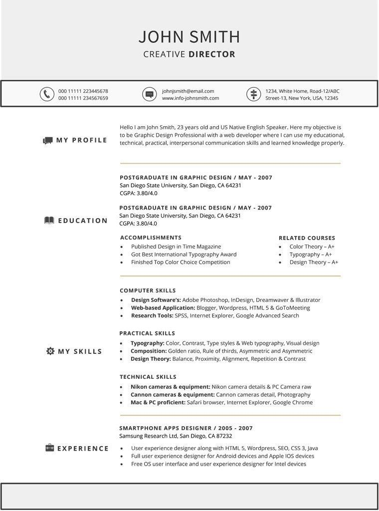 what is a functional resumes