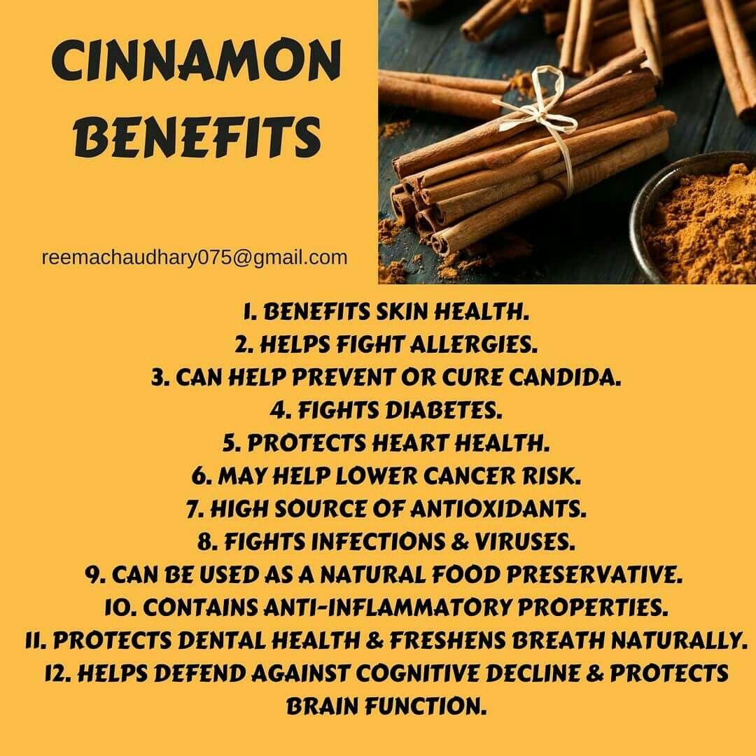 Cinnamon benefits cinnamon benefits skin health the cure
