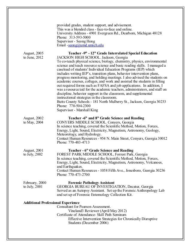 Autopsy Assistant Sample Resume j-dornan