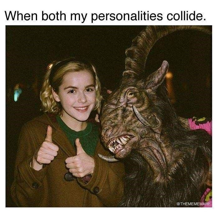Boredom stands no chance against these memes! #Memes #Sabrina #Entertainment