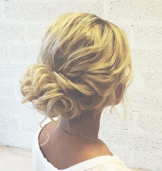 Bridesmaids Hairstyles Retro Ideas