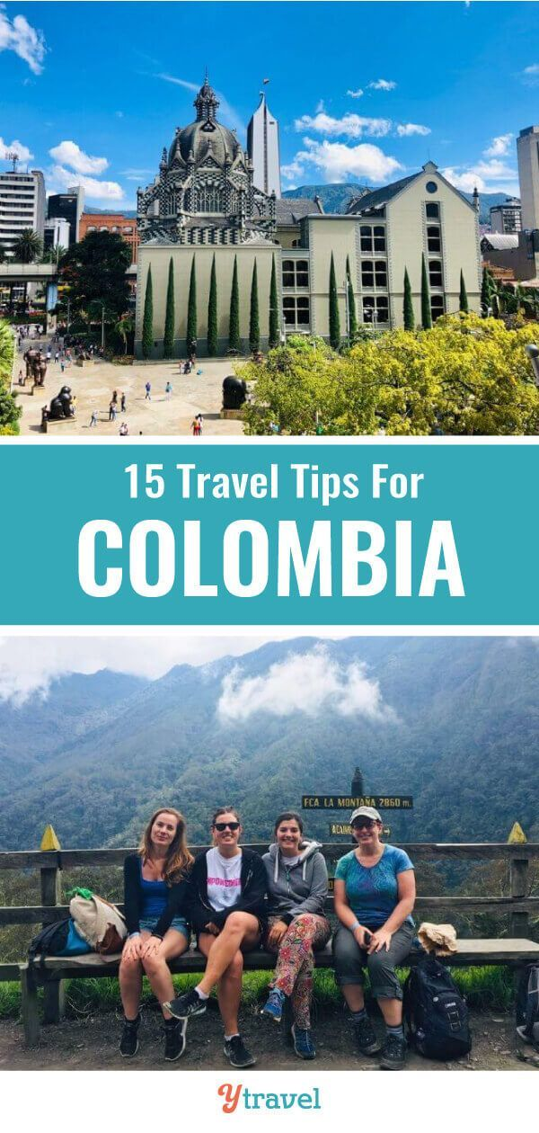 Colombia Travel Tips - How To Stay Safe!