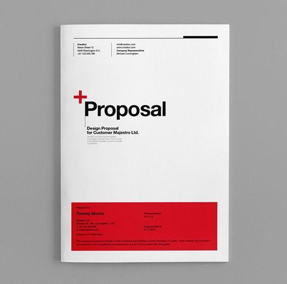proposal template microsoft word