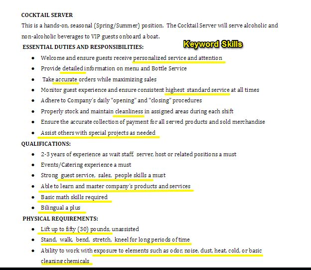 Summary Resume Example How To Write A Resume Summary 21 Best - summary of qualifications resume examples