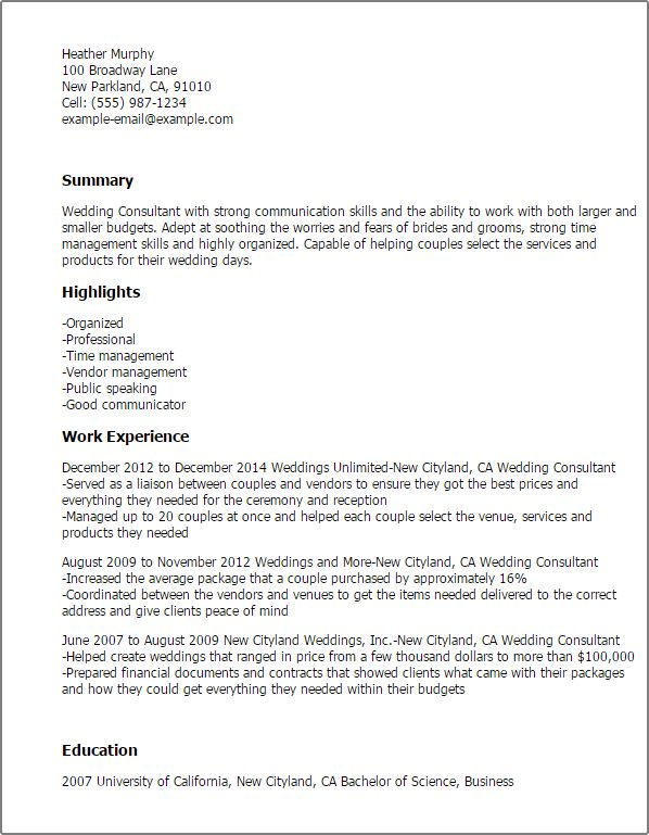 ... Bridal Consultant Cover Letter Bridal Consultant Cover Letter   Wedding Consultant  Cover Letter ...