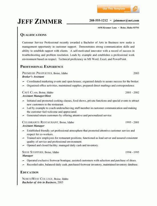 Samples Of Resume Summary How To Write A Summary Of - resume summary example