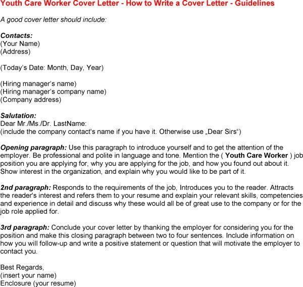 Church Youth Worker Sample Resume] Resume Sample Youth ...