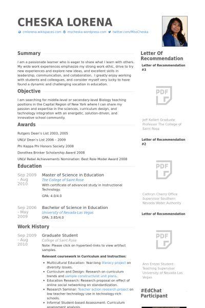 Resume Samples For Graduate Students Graduate Student Resume - resume examples for graduate students