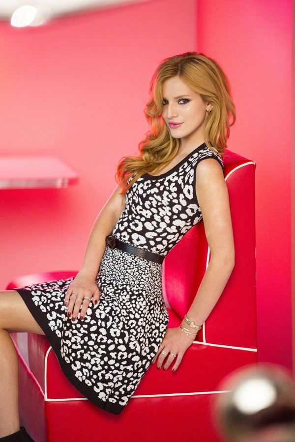 Bella Thorne's Fall Candie's Campaign (Courtesy Of Candies)