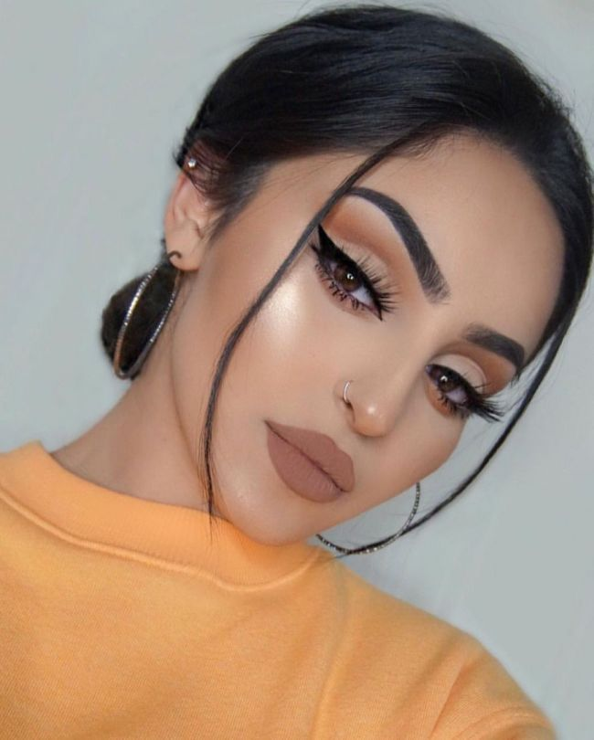 Pin by inspotime on inspo time in 2019   Pinterest   Beauty makeup, Fashion beauty and Makeup inspo