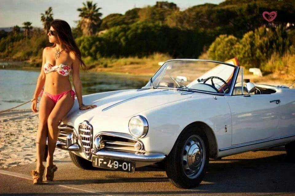 Alfa Romeo Giulietta Spider Sexiest car ever  Alfa Romeo