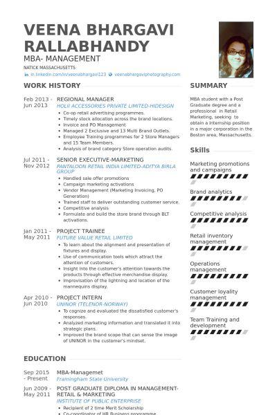 Regional Head Resume Development And Regional Sales Manager Resume