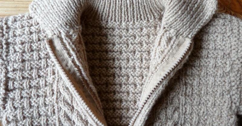 Chaqueta de invierno con bolsillos y cremallera