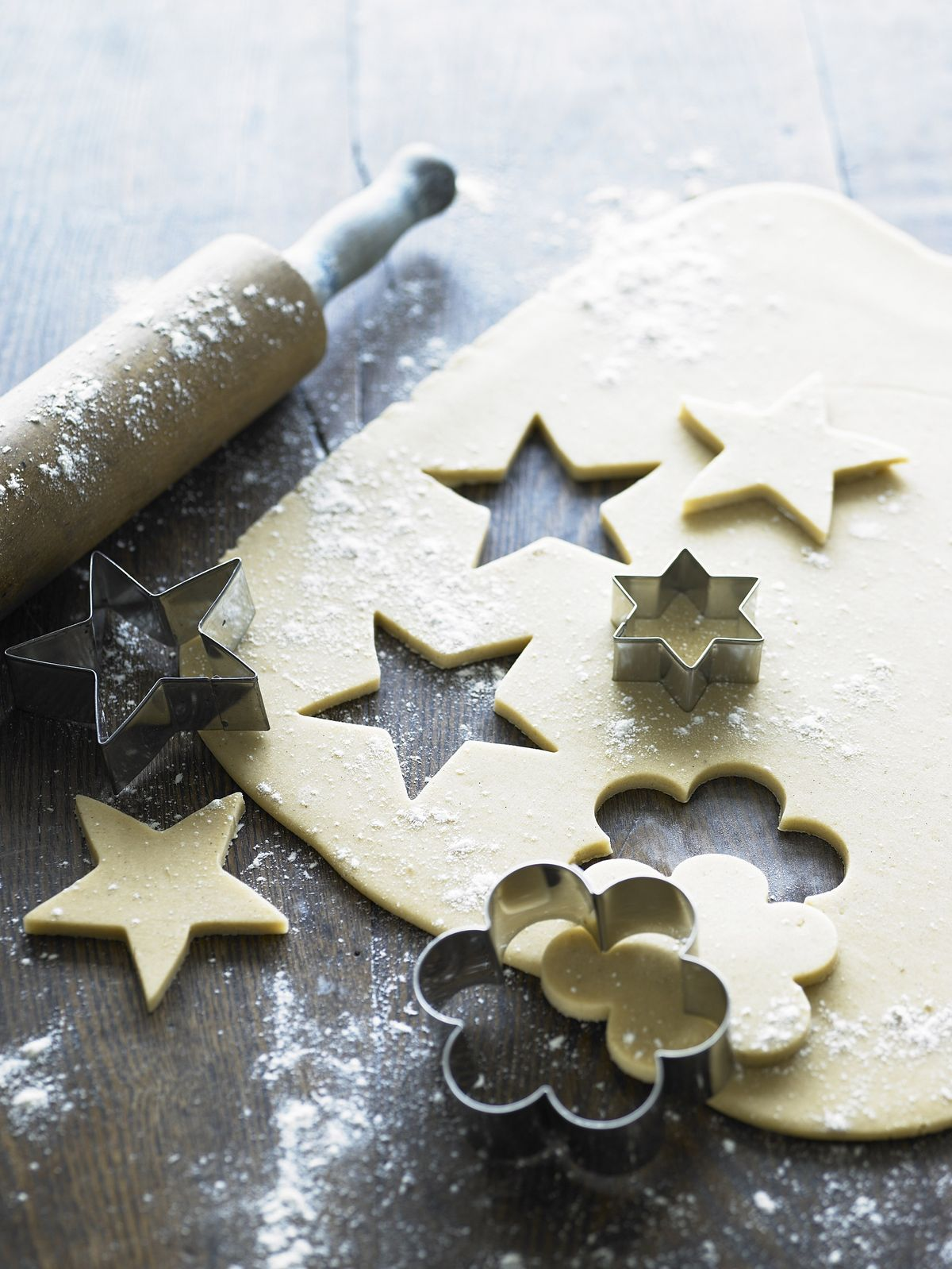 Biscuiteers Easy Vanilla Biscuit Recipe