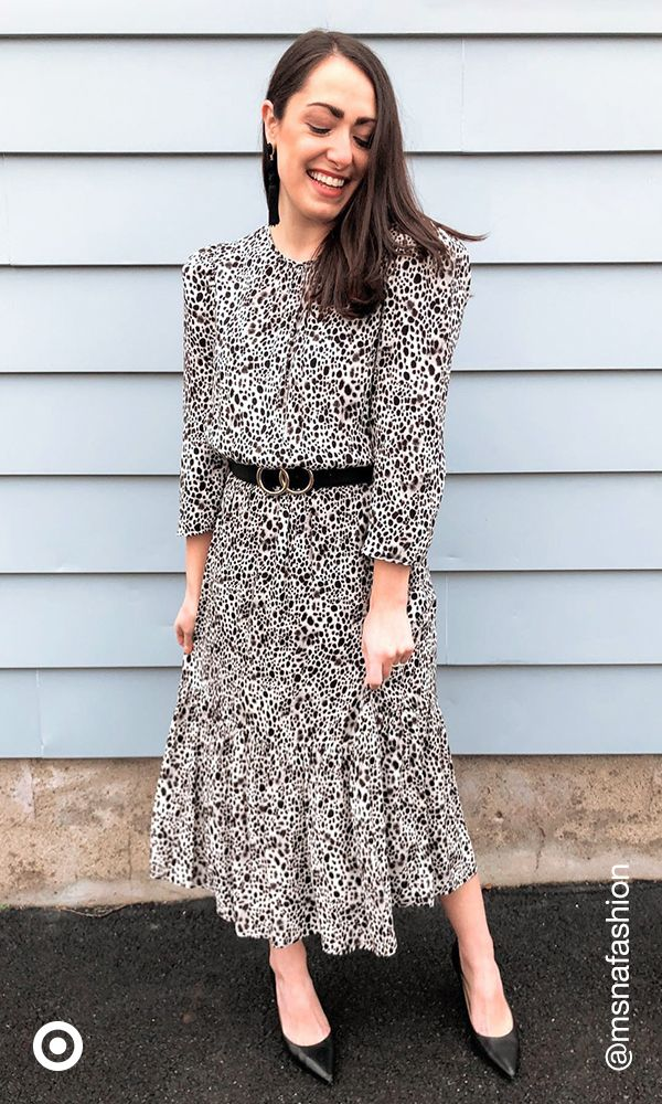It's sundress season. Find cute outfit ideas for spring & summer in florals and trendy prints.