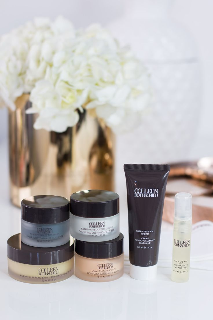 The best skincare kit for travel + a review of Colleen Rothschild Discovery Collection travel set | The seven skin care products that every woman needs in her beauty routine + the best skin care products from Colleen Rothschild Beauty with Orlando, Florida beauty blogger Ashley Brooke Nicholas | ride or die beauty, best of beauty, best skincare for women in 30s