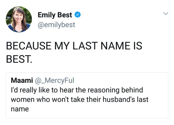 Emily is the best