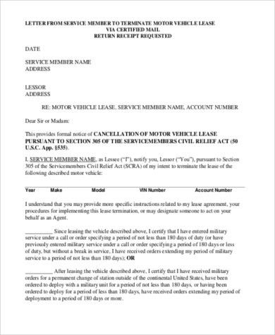 Sample Of A Lease Agreement Lease Agreement Create A Free Rental - sample vehicle lease agreement