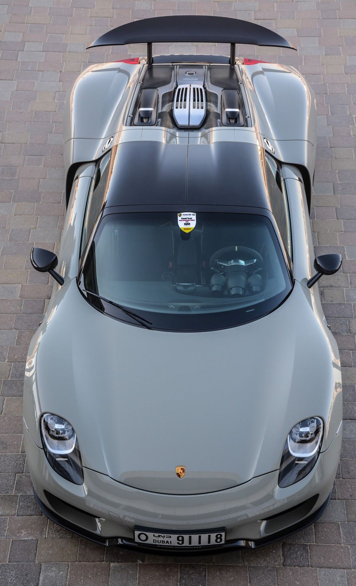The $900k plus Porsche 918 Spyder, hybrid with amazing performance and a range of 12 miles in electric only mode… …repinned für Gewinner! – jetzt gratis Erfolgsratgeber sichern www.ratsucher.de (the substitute)