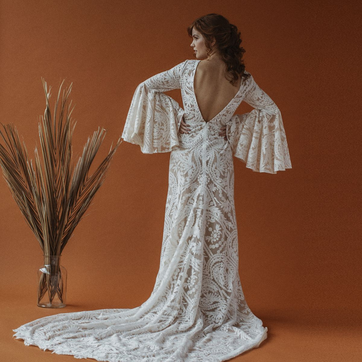 """Lotus Gown by Vagabond Bridal<p><a href=""""http://www.homeinteriordesign.org/2018/02/short-guide-to-interior-decoration.html"""">Short guide to interior decoration</a></p>"""