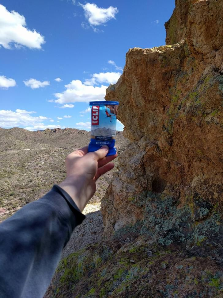Getting the Clif Bar right from the source