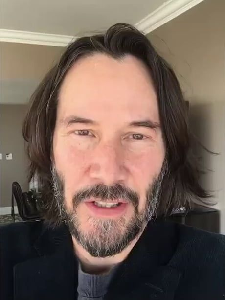 A message from Keanu