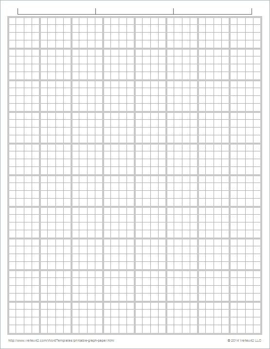 How To Print Graph Paper In Word Printable Graph Paper Templates - sample graph paper