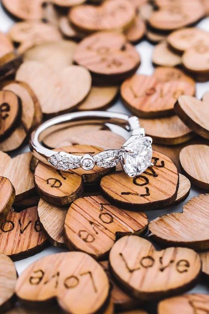 18 Amazing Kirk Kara Engagement Rings | Wedding Forward