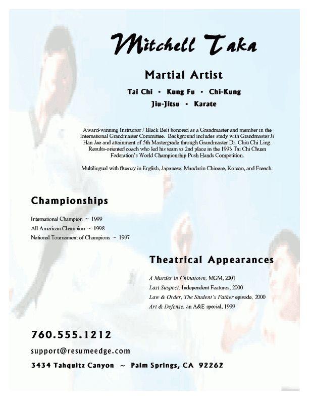 Art Instructor Resume Teacher Example Template Sample