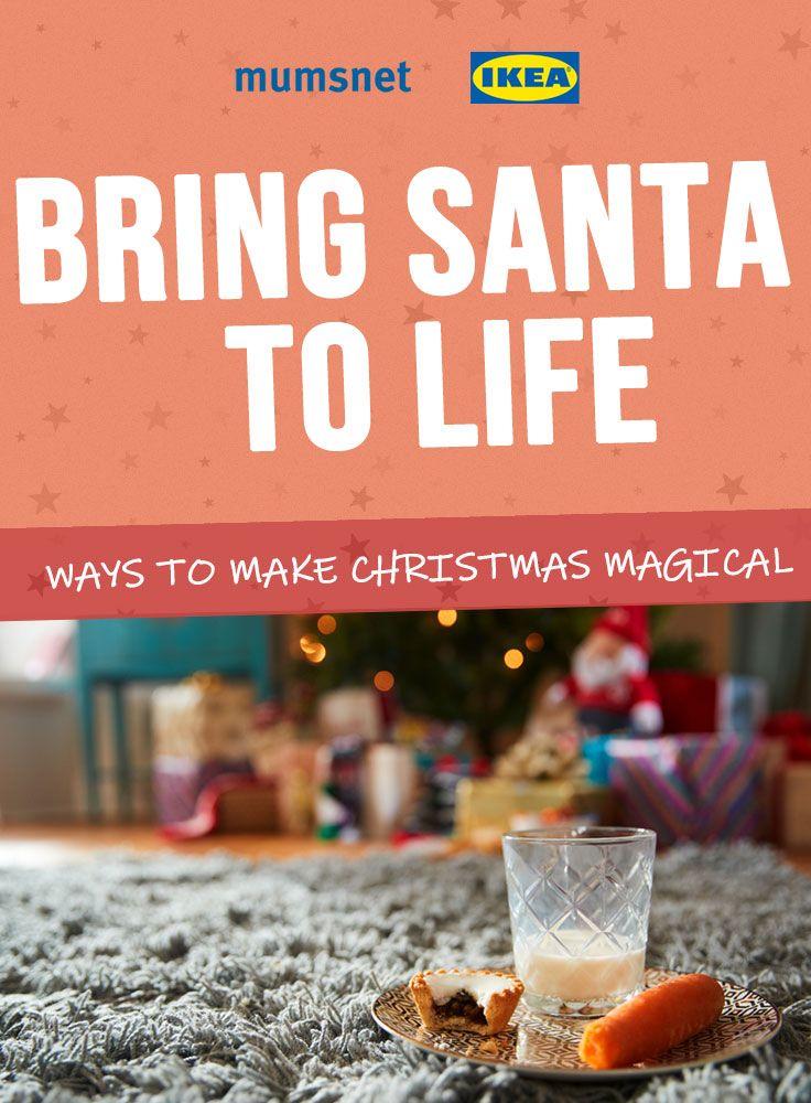 10 ways to make Christmas magical