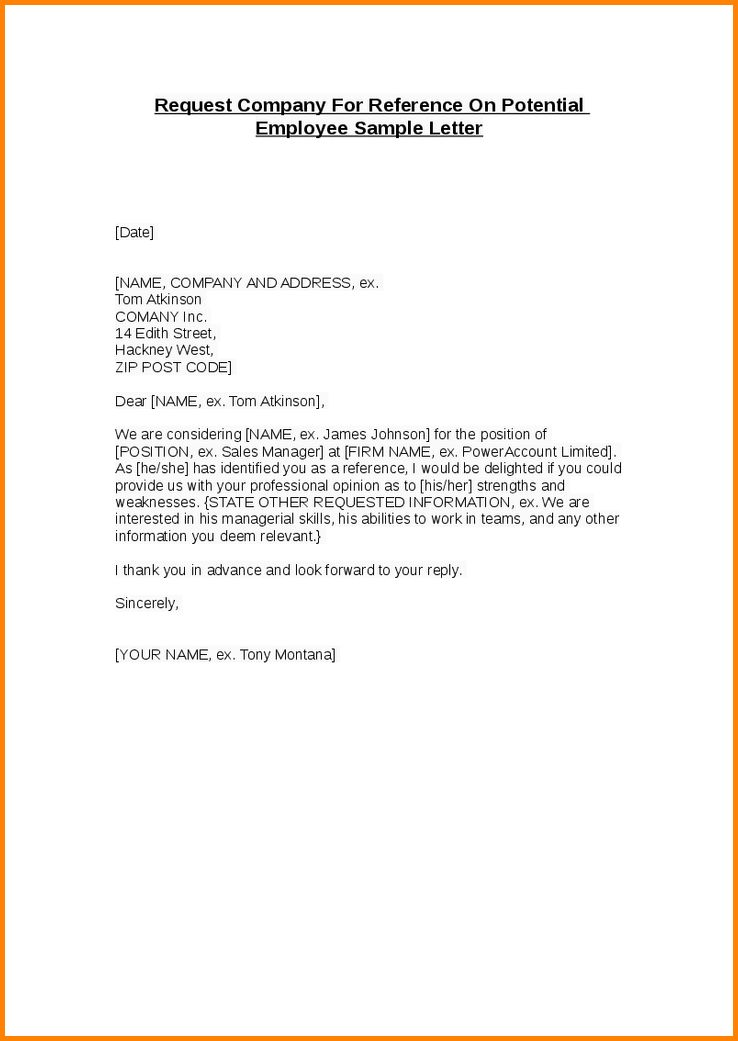 referral letter sample