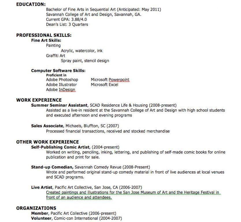Amazing Writing My First Resume Download How To Write Your First Resume How To Make  My Inside How To Make My First Resume