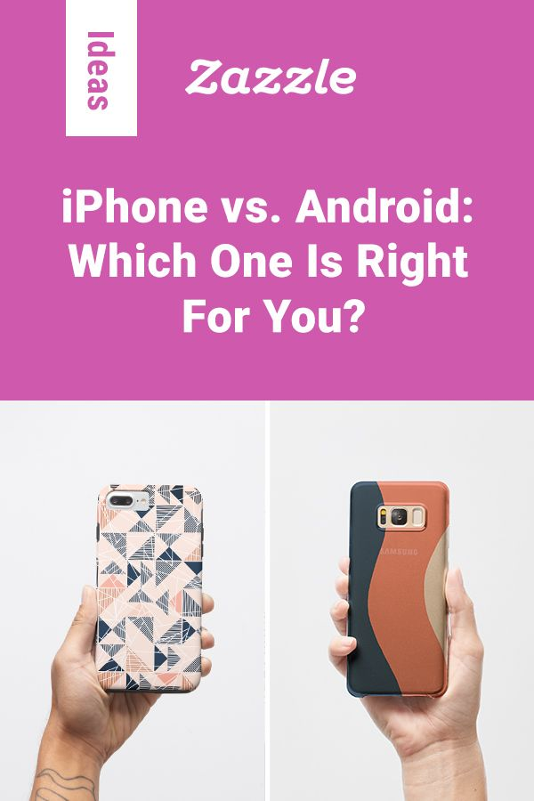 If you're about to get a new cell phone, you might be asking if now is the time for you to consider switching to the other kind of phone (iPhone or Android, depending on what you have now). And the right answer to that question is — it depends.