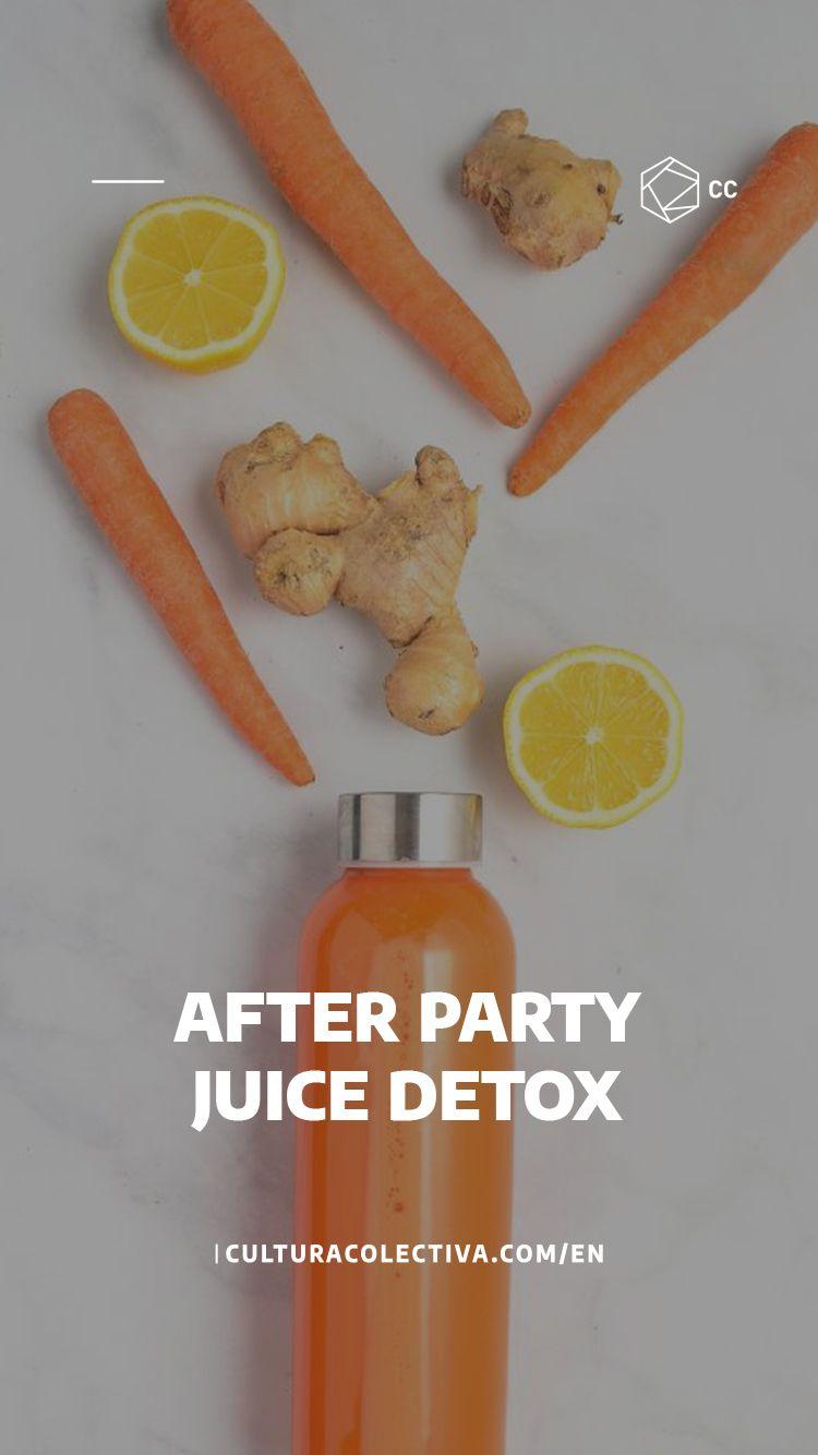 Hangover Quick Juice Detox