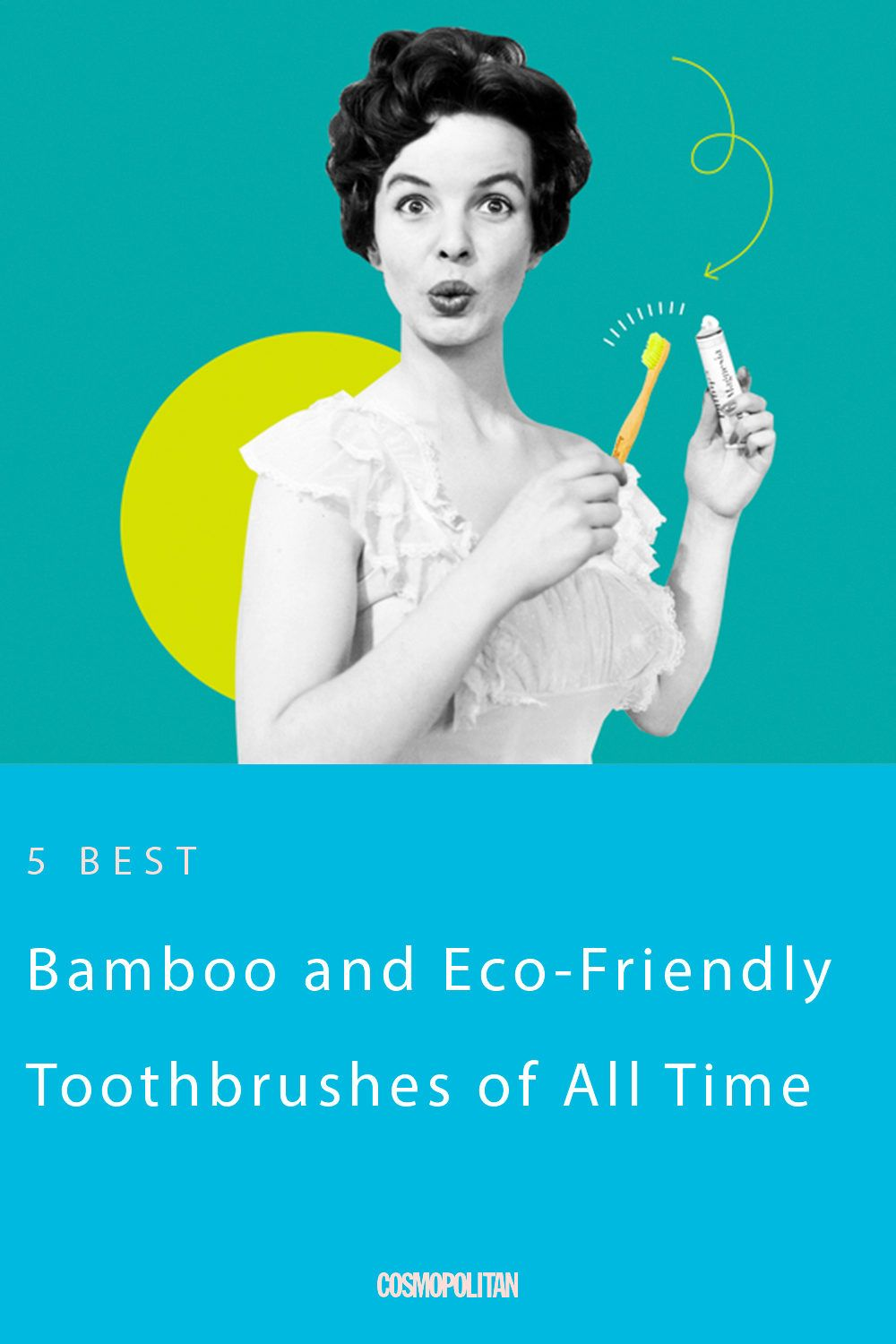 5 Best Bamboo and Eco-Friendly Toothbrushes of All Time