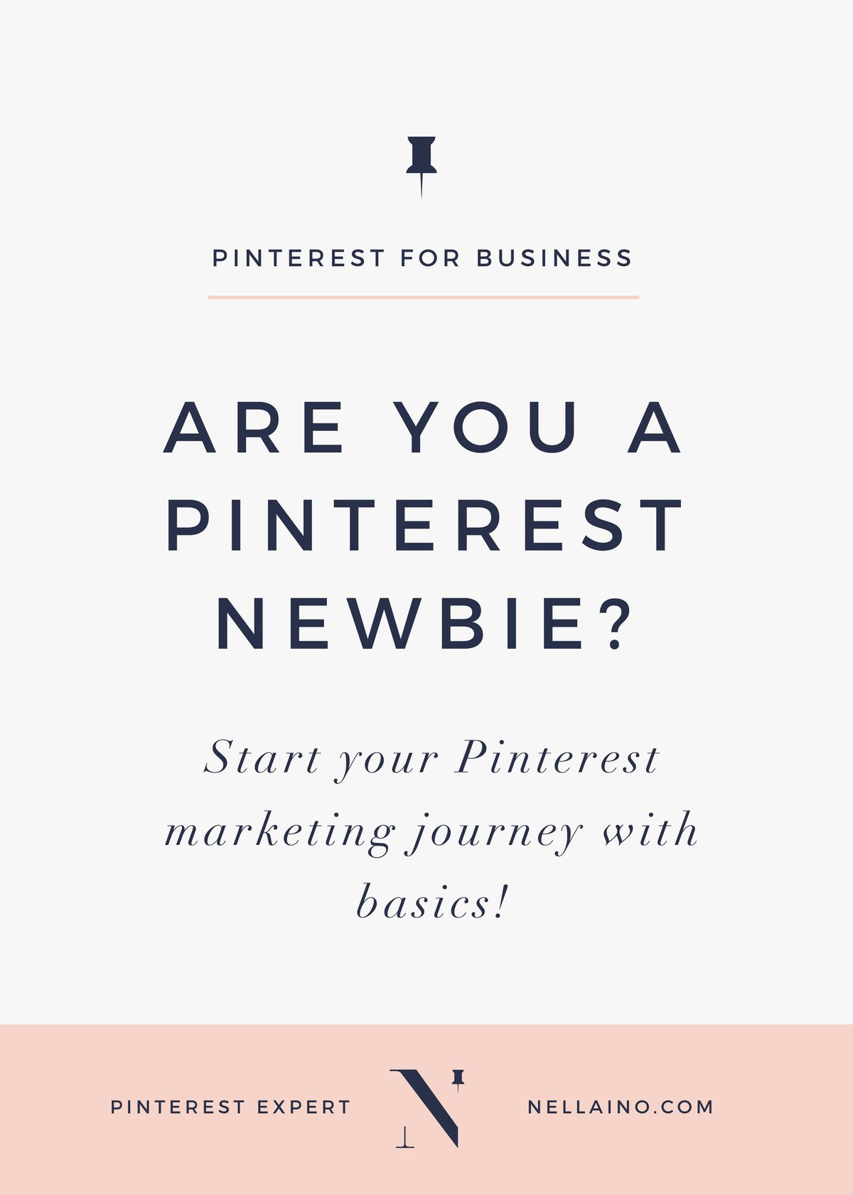 How to create effective Pinterest account? — Nellaino