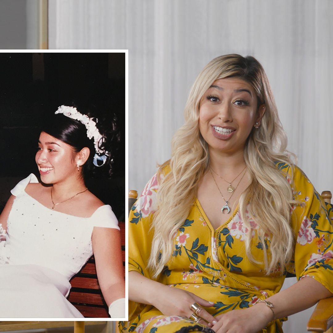 Women Re-Create Their Quinceañera Looks in 15 Minutes or Less