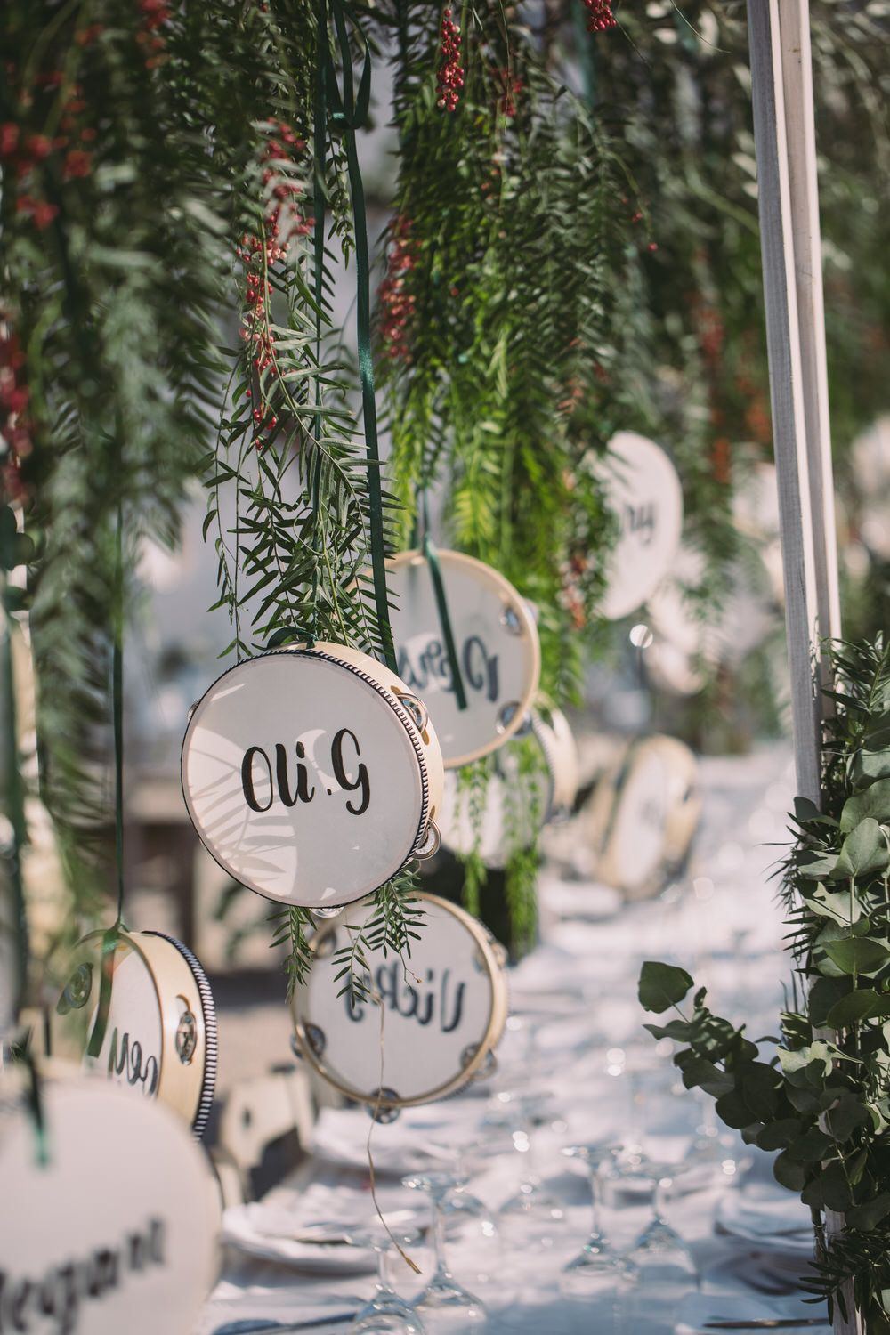 Want a destination wedding? Well how about southern Italy? Not like it takes much convincing, but this wedding in Puglia, Italy is brimming with wedding inspo. With deep floral colors and a geometric wedding arch this destination wedding has officially given us the travel bug!