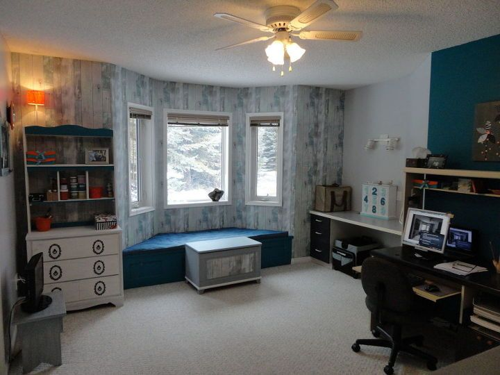 Office/craft Room Makeover