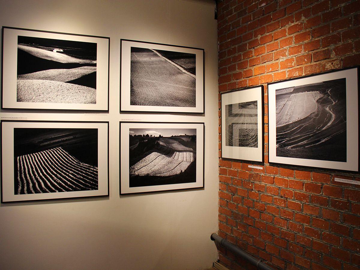 Выставка фотохудожника в Калининграде. Фото Евгении Шведы