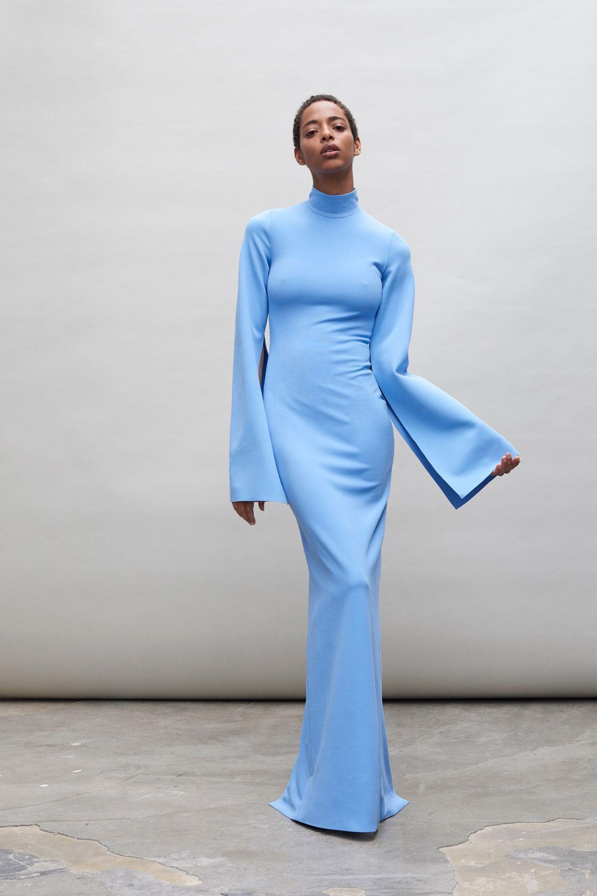Solace London Resort 2019 London Collection - Vogue #fashion #blackgirlmagic #blackgirlsrock